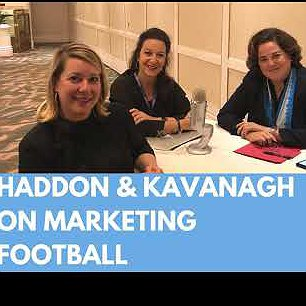 Haddon and Kavanagh: Women Showing Football Some Game