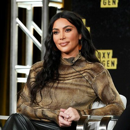 "Kim Kardashian West Brings ""The Justice Project"" to TCA"
