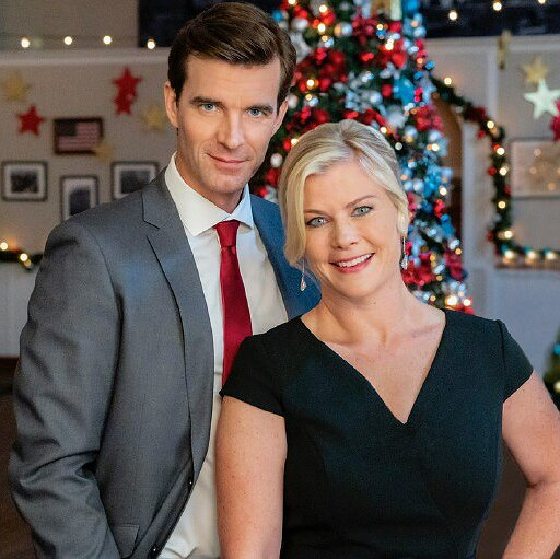 Alison Sweeney on Her Second Hallmark Christmas Movie