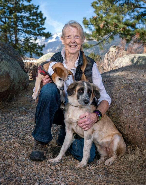 Ms. Abigail Abaco Davis and Pet Parent