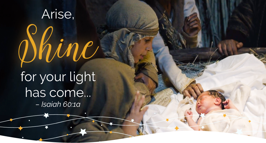Watch the Christmas story here.