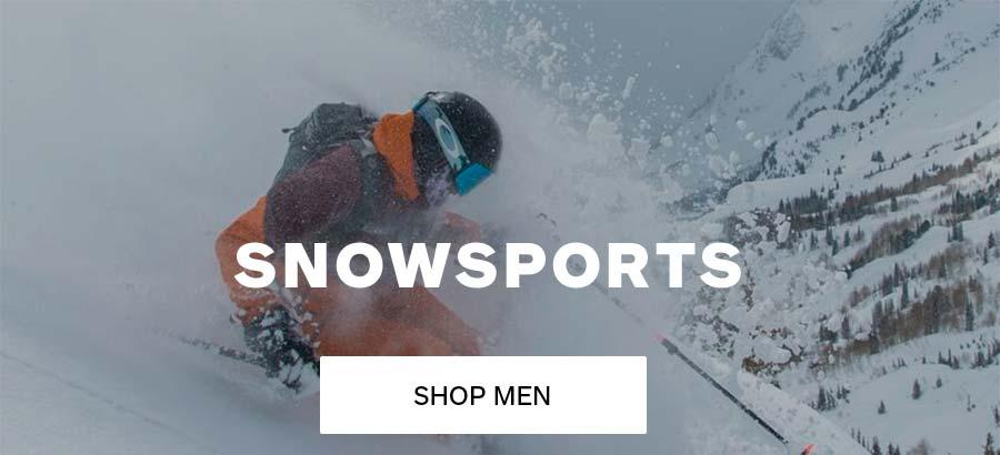 Snowsports: Shop Men