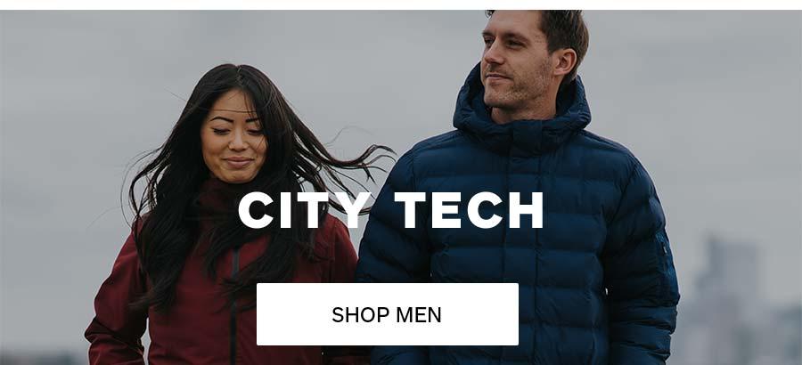 City Tech: Shop Men