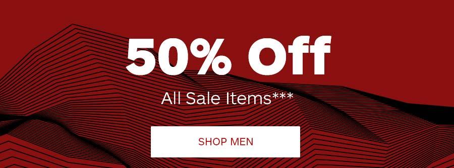 50% Off All Sale Items.*** Shop Women