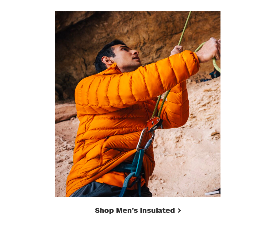Shop Men's Insulated