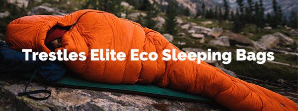 Trestles Elite Eco Sleeping Bags