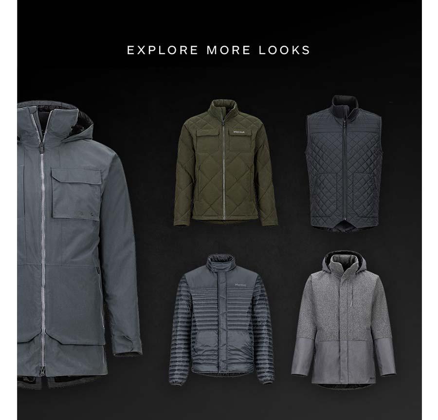 Explore More Looks