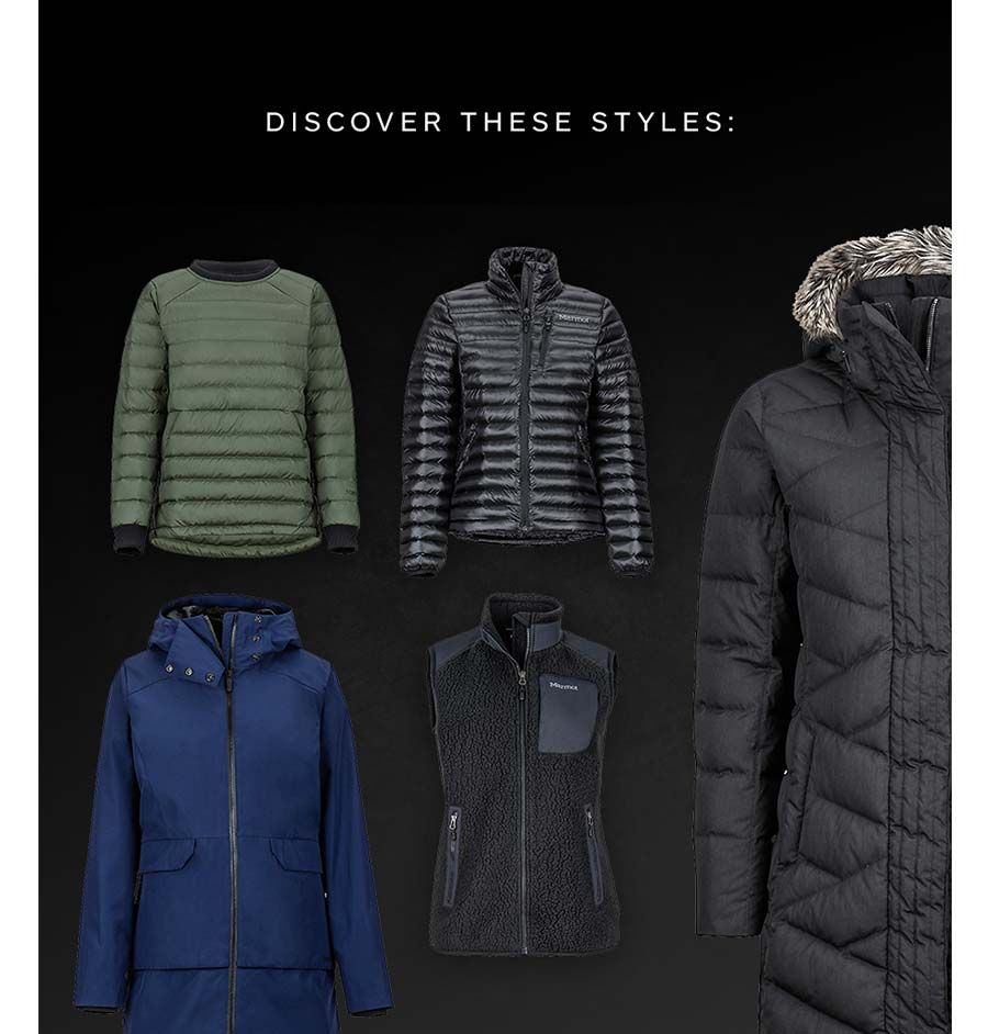 Discover These Styles: