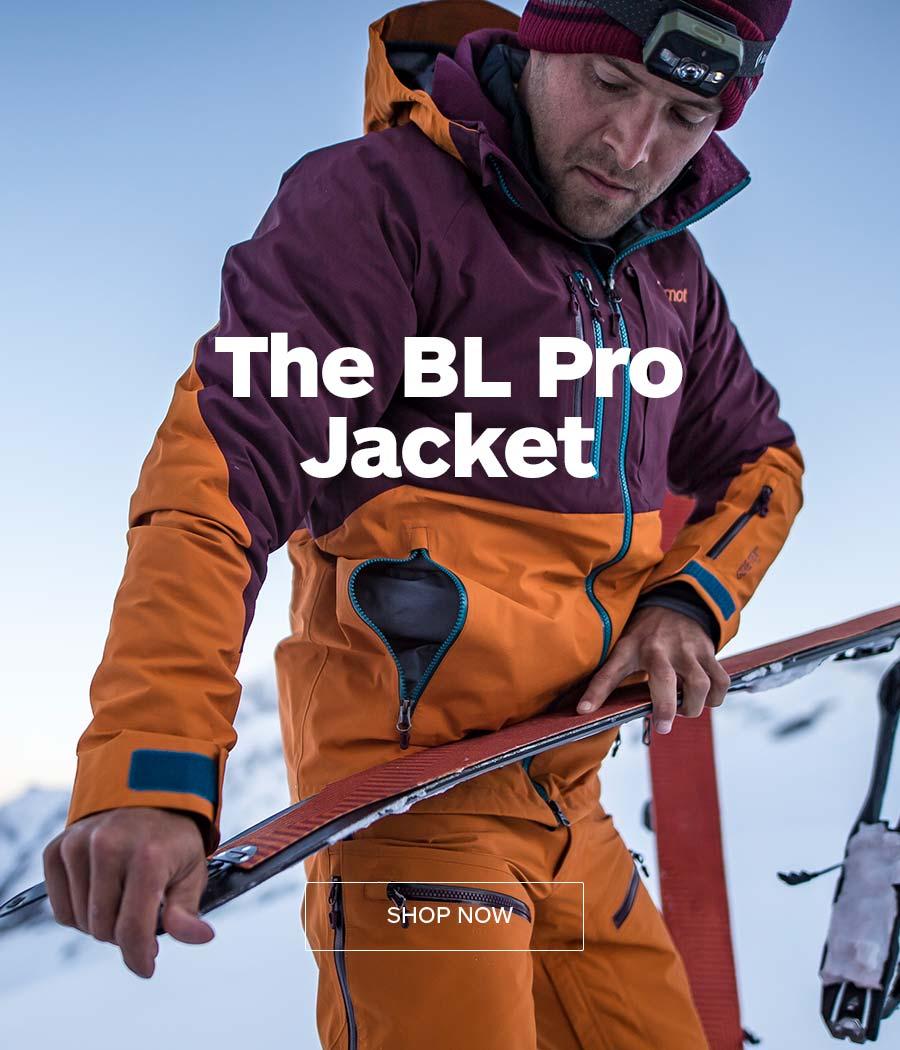 The BL Pro Jacket