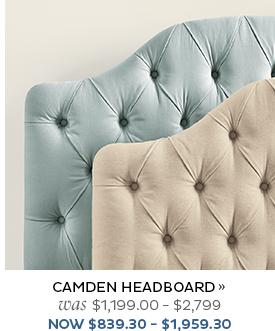 Camden Headboard