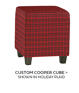 Custom Cooper Cube