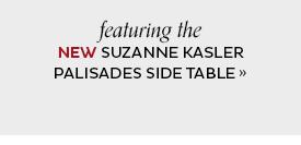 Suzanna Kasler Palisades Side Table
