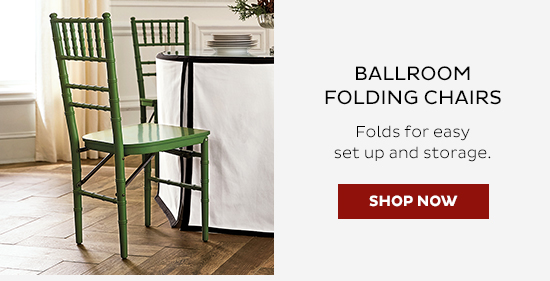 Ballroom Folding Chairs