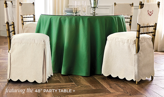 48in Party Table