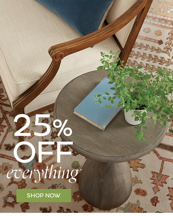 25% Off Everything   Shop Furniture