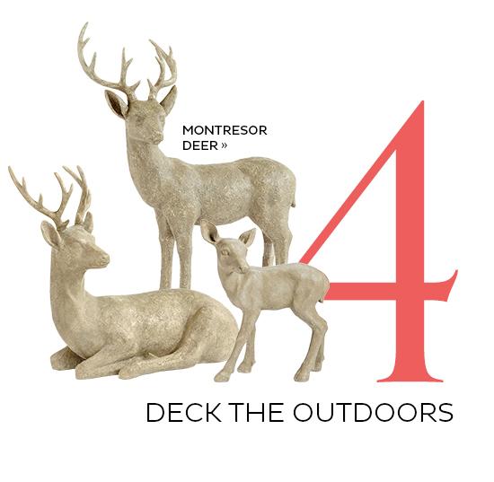 Montresor Deer