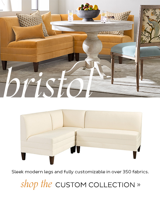 Shop the Custom Bristol Collection