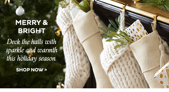 Merry and Bright   SHOP HOLIDAY