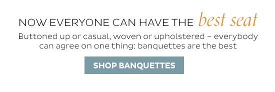 Shop Banquettes