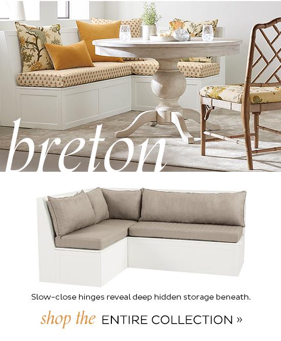 Shop the Breton Collection