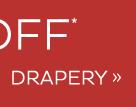 20% Off Drapery