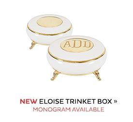 Eloise Trinket Box