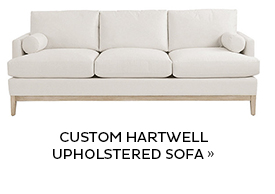Custom Hartwell Upholstered Sofa