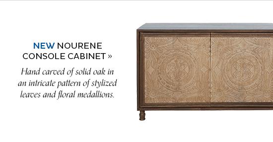 Nourene Console Cabinet