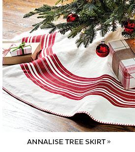 Annalise Tree Skirt