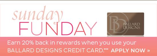 Sunday Funday PLCC   APPLY NOW