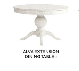 Alva Extension Dining Table