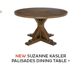 Suzanne Kasler Palisades Dining Table