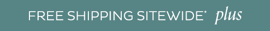Free Shiping Sitewide