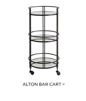 Alton Bar Cart
