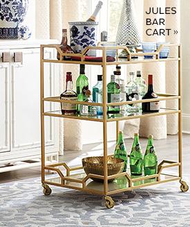 Jules Bar Cart
