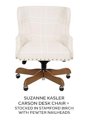 Suzanne Kasler Carson Desk Chair