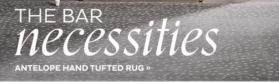 Antelope Hand Tufted Rug