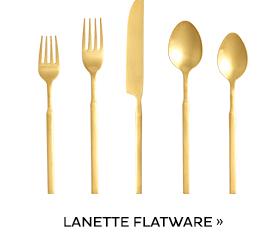 Lanette Flatware