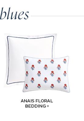 Anais Floral Bedding