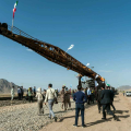Esfahan Co Supplying Rails for Mega Chahbahar Project in SE