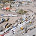 Turkey Reopens Border Gates With Iran