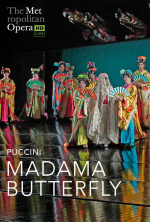 Madama Butterfly - The MET Live in HD