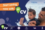 Start saving now with Go CV