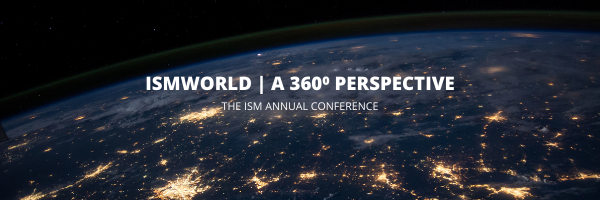 Add ISMWORLD | A 360 PERSPECTIVE