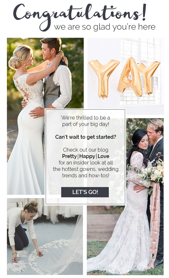 Congrats!  Check out our blog for an insider look!