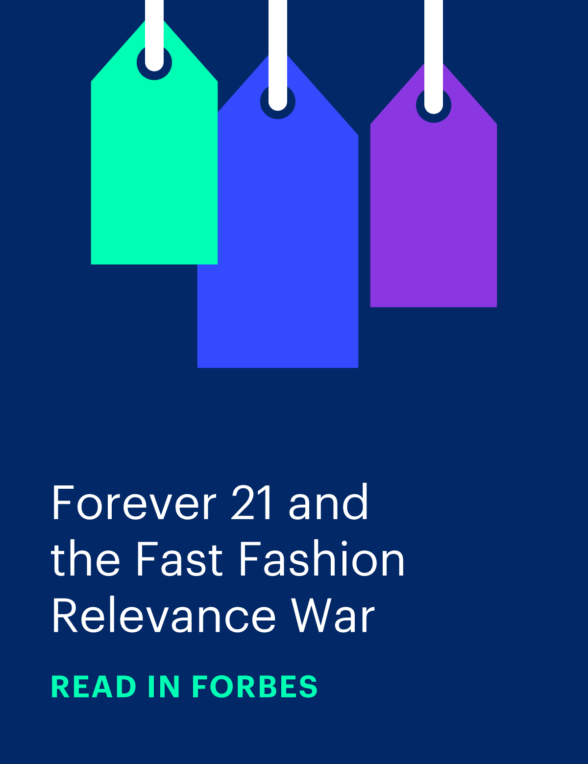 Forever 21 and the Fast Fashion Relevance War