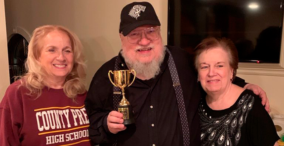 GRRM World's Greatest Award