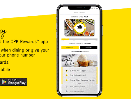 Get the CPK Rewards app on Google Play