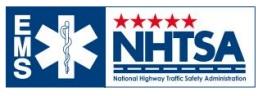 NHTSA EMS logo