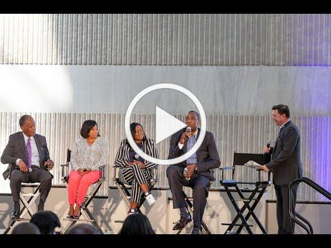 Summer Changes Everything™ Atlanta: Oct 23, 2019, Closing Panel with Dikembe Mutombo and Friends
